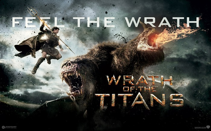 Wrath of the Titans HD Movie Wallpaper Views:7691