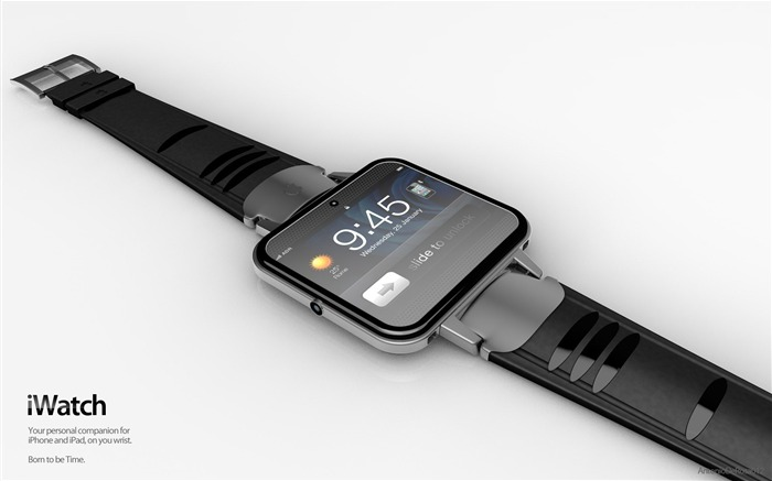 apple iWatch-The world famous brands watches Featured wallpaper Views:14540