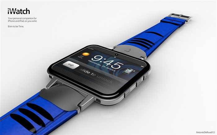 apple iWatch -The world famous brands watches Featured wallpaper Views:5506