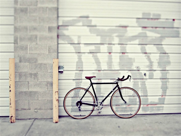 bicycle-Vintage style series wallpaper Views:15895
