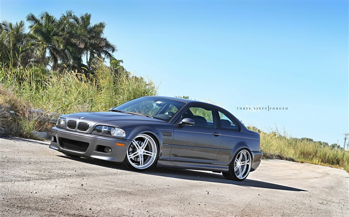forged BMW-Cool Cars Desktop Wallpaper Selection Views:6131