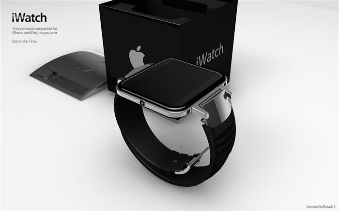 iWatch-The world famous brands watches Featured wallpaper Views:5487