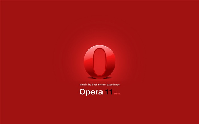opera 11 beta1-Computer related desktop wallpaper Views:3397