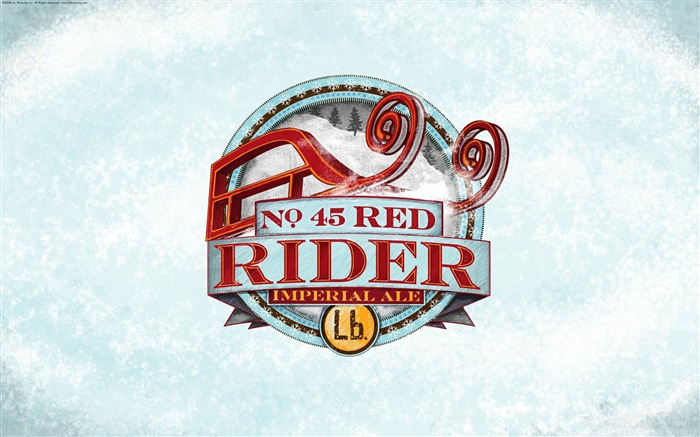 red rider imperial ale-Vintage style series wallpaper Views:4752