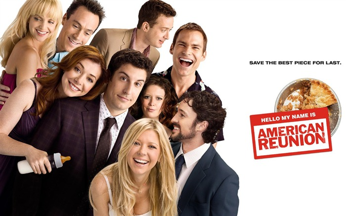 2012 American Reunion Movie HD Wallpapers Views:4857