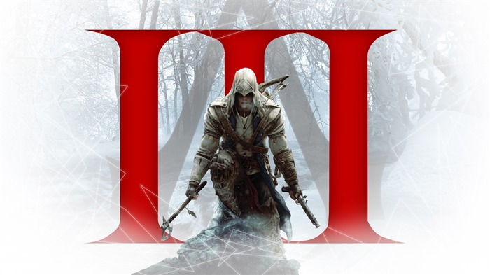 Assassins Creed 3 Game HD Wallpaper 07
