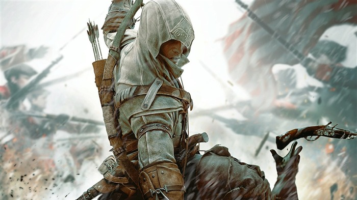 Assassins Creed 3 Game HD Wallpaper 08