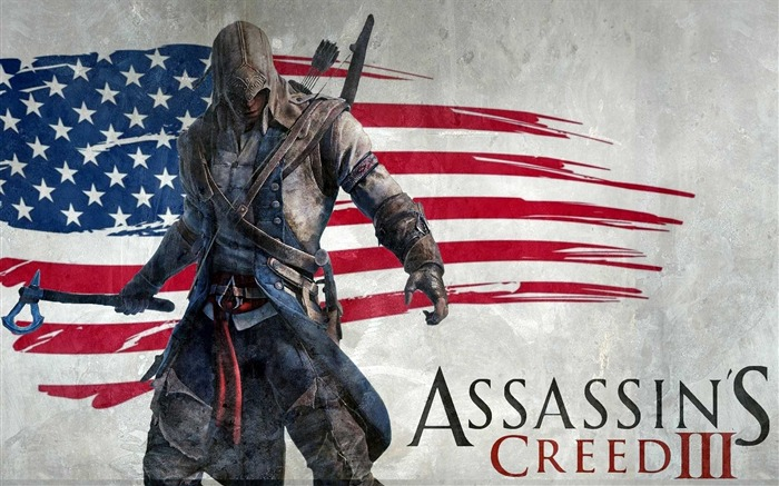 Assassins Creed 3 Game HD Wallpaper 15
