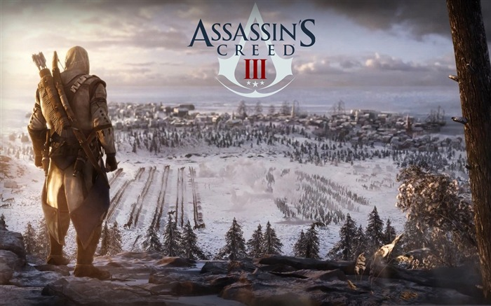 Assassins Creed 3 Game HD Wallpaper Views:60810