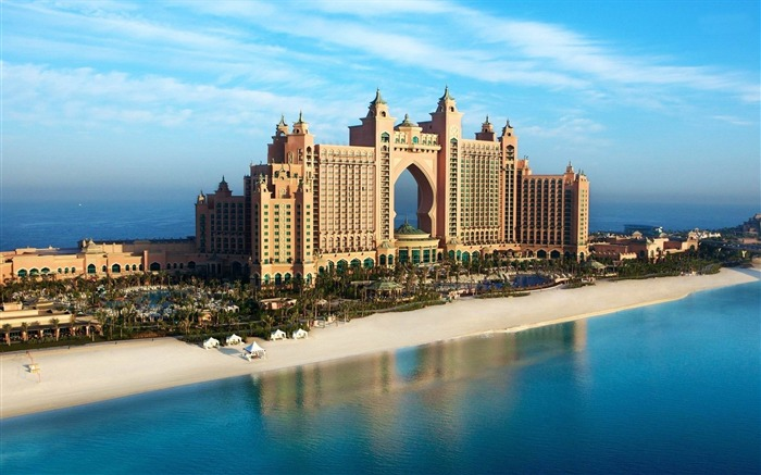 Atlantis The Palm-Urban landscape photography Views:5578