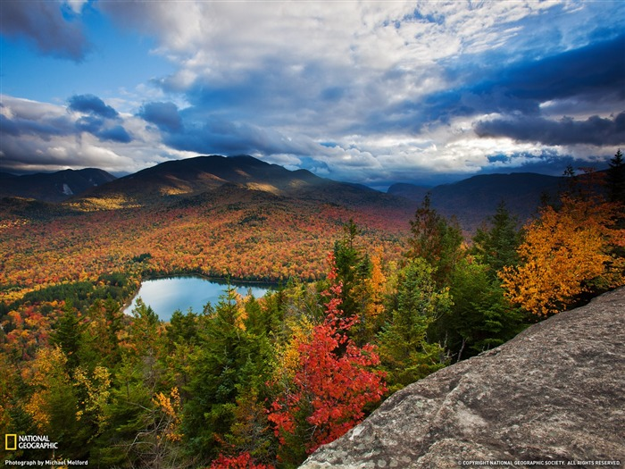 Autumn Landscape Adirondacks-National Geographic 2011 Best Wallpapers Views:5496