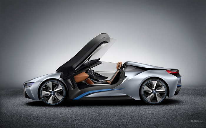 BMW i8 Spyder Concept HD Wallpaper 03 Views:6058
