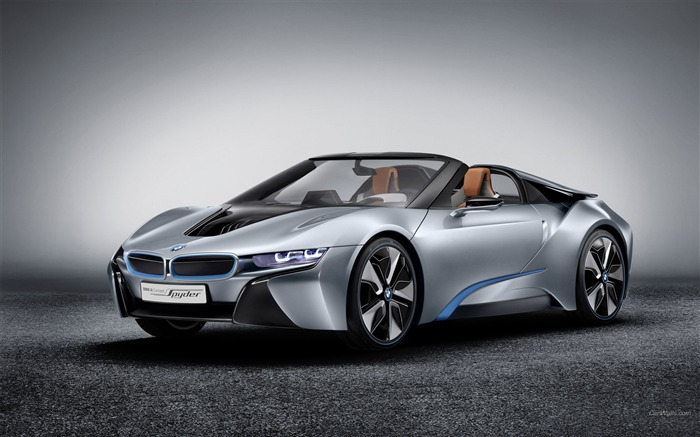 BMW i8 Spyder Concept HD Wallpaper 04 Views:8430