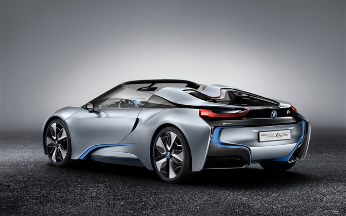 BMW i8 Spyder Concept HD Wallpaper 05 Views:5800