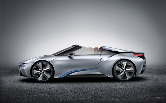 BMW i8 Spyder Concept HD Wallpaper 06 Views:5483