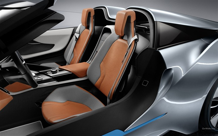 BMW i8 Spyder Concept HD Wallpaper 08 Views:5261