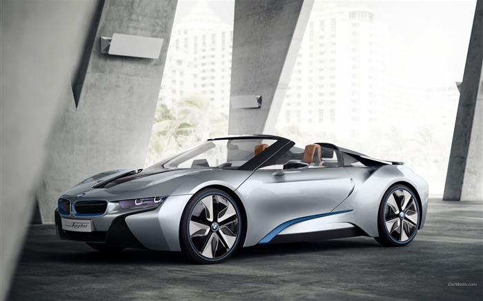 BMW i8 Spyder Concept HD Wallpaper 11 Views:6705