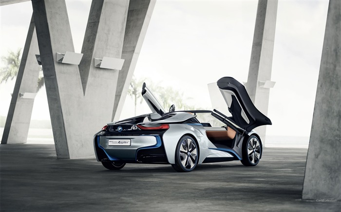 BMW i8 Spyder Concept HD Wallpaper 12 Views:8271