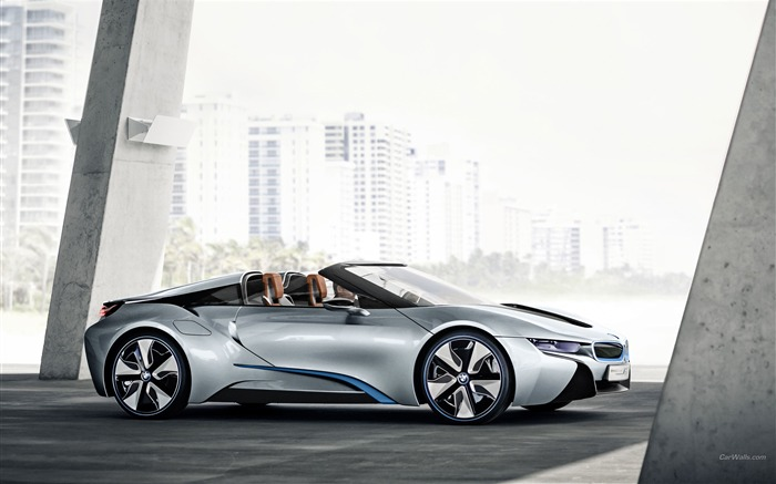 BMW i8 Spyder Concept HD Wallpaper 13 Views:7927