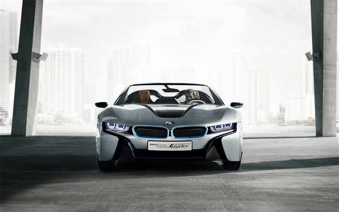 BMW i8 Spyder Concept HD Wallpaper 15 Views:6810
