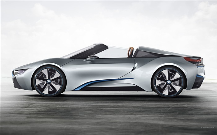 BMW i8 Spyder Concept HD Wallpaper 16 Views:7042