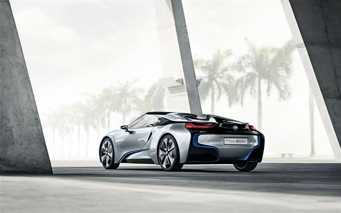 BMW i8 Spyder Concept HD Wallpaper 18 Views:3498