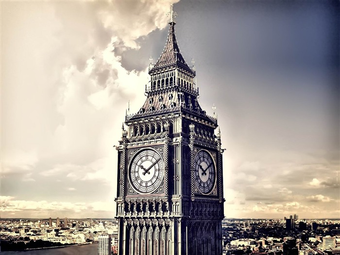 Big Ben-Urban landscape photography Views:10111