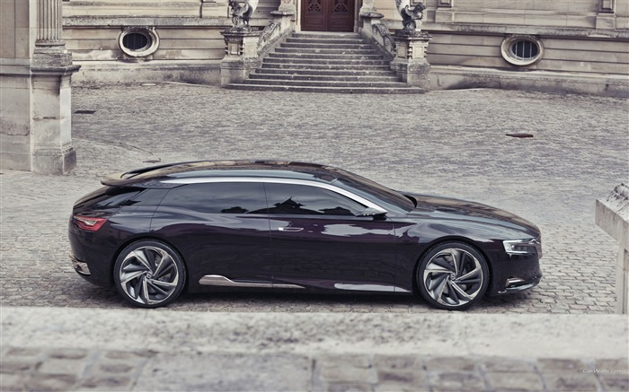 Citroen Numero 9 Concept Car HD Wallpaper 17 Views:4367