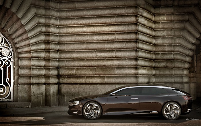 Citroen Numero 9 Concept Car HD Wallpaper 20 Views:2849