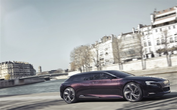 Citroen Numero 9 Concept Car HD Wallpaper 23 Views:2652