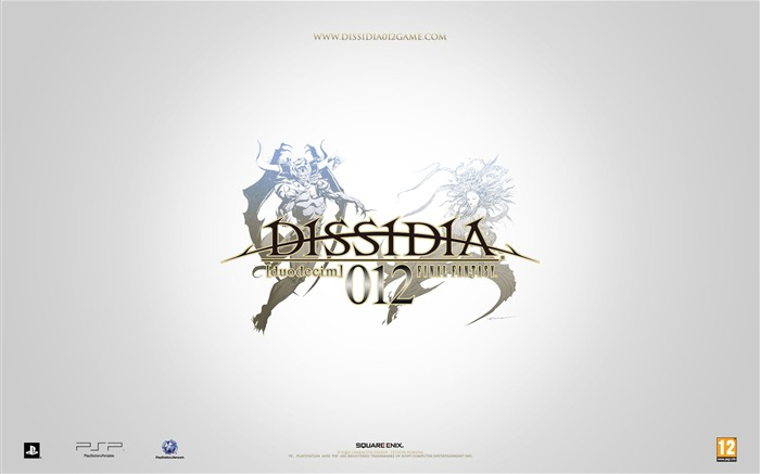 Dissidia 012-Duodecim Final Fantasy Game Wallpaper 02 Views:5755