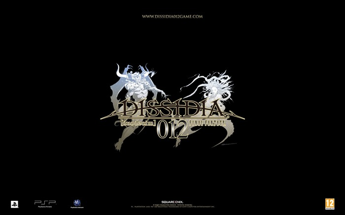 Dissidia 012-Duodecim Final Fantasy Game Wallpaper 03 Views:4416
