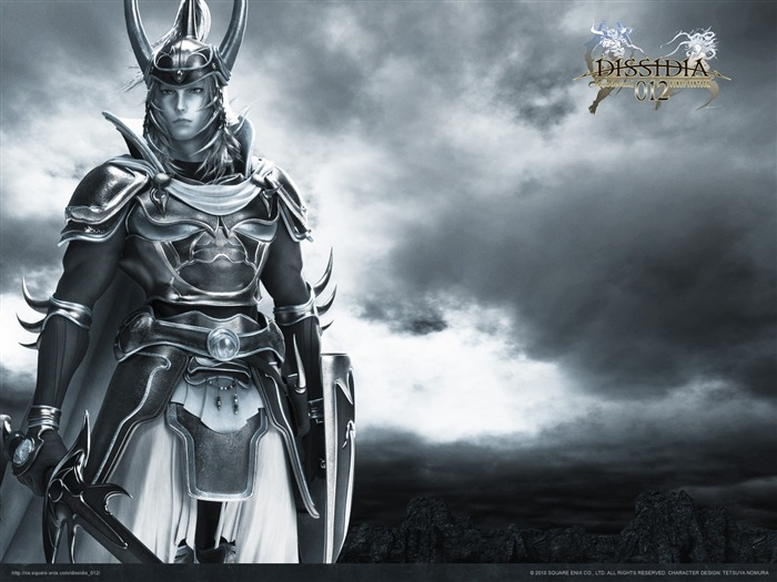 Dissidia 012-Duodecim Final Fantasy Game Wallpaper 05 Views:3886