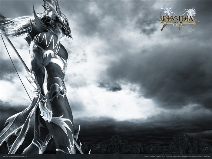 Dissidia 012-Duodecim Final Fantasy Game Wallpaper 07 Views:4272