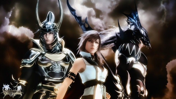 Dissidia 012-Duodecim Final Fantasy Game Wallpaper 09 Views:5500