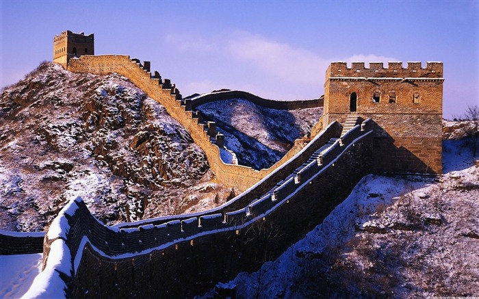 Great Wall of China-Urban landscape photography Views:117156