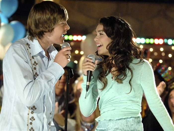 High School Musical Movie Wallpaper 01 Views:5783