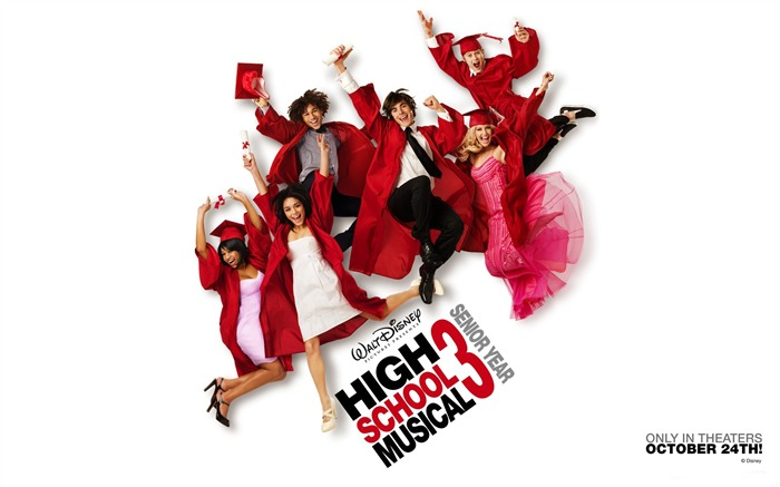High School Musical Movie Wallpaper 03 Views:9314