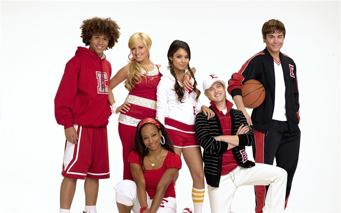 High School Musical Movie Wallpaper 04 Views:7970