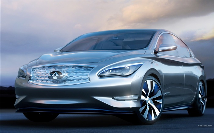 Infiniti Le Concept  Auto HD Wallpapers Views:4733
