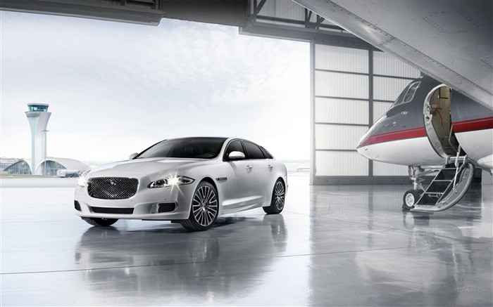 Jaguar XJ Ultimate Auto HD Wallpaper Views:12828