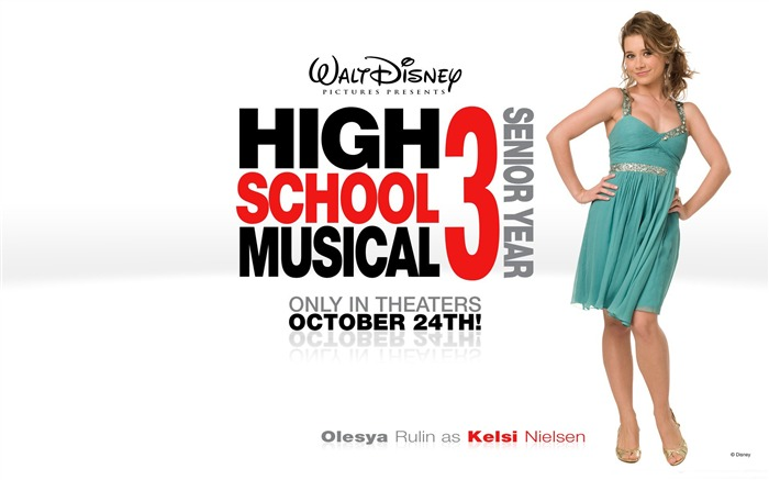 Kelsi Nielsen-High School Musical Movie Wallpaper Views:10548