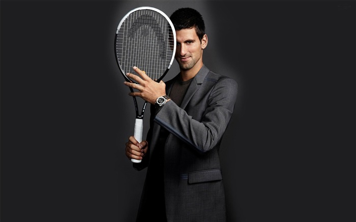 Novak Djokovic-Tennis Sport Desktop Wallpapers 03 Views:7369