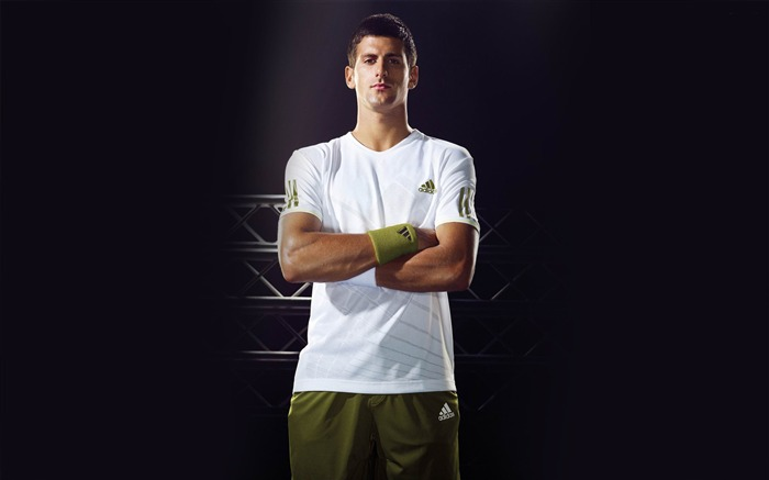 Novak Djokovic-Tennis Sport Desktop Wallpapers Views:7599