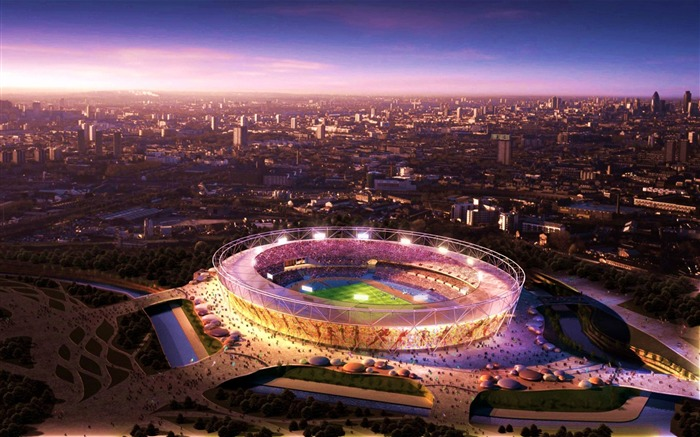 London 2012 Summer Olympic Games HD wallpaper Views:31268