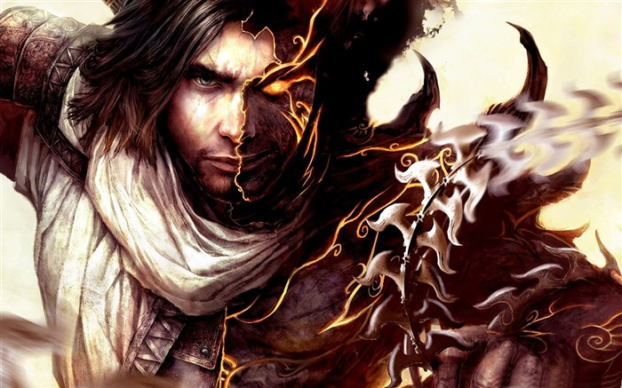 Prince of Persia HD Game Wallpapers 02 Views:10711