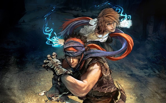 Prince of Persia HD Game Wallpapers 04 Views:5326