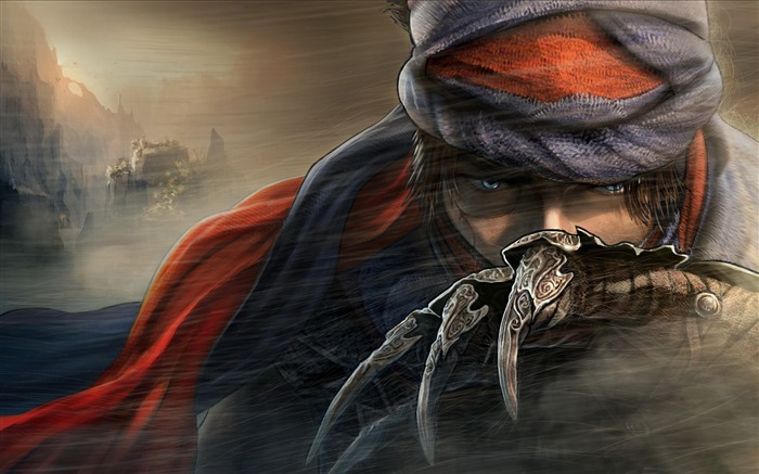 Prince of Persia HD Game Wallpapers 05 Views:4262