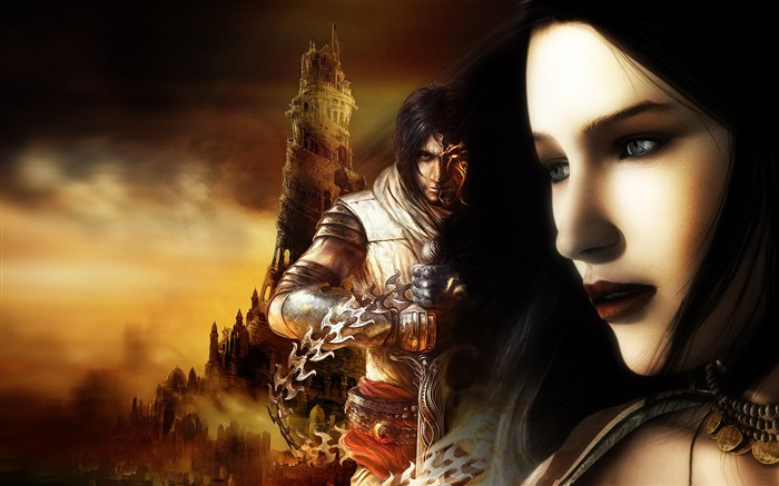 Prince of Persia HD Game Wallpapers 06 Views:4264