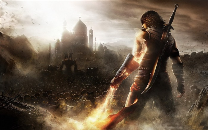 Prince of Persia HD Game Wallpapers 07 Views:8522